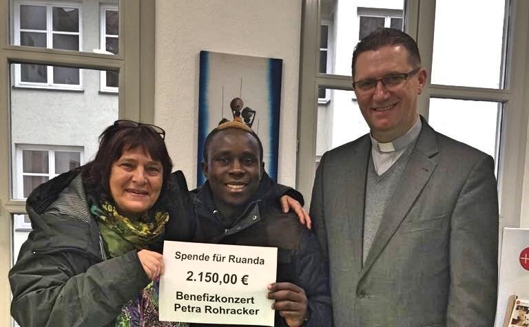 Benefizkonzert zugunsten von Abana Baseka
