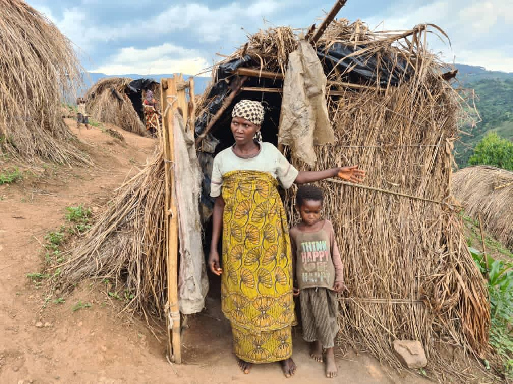 Video zum Bau einer neuen Siedlung in Burundi