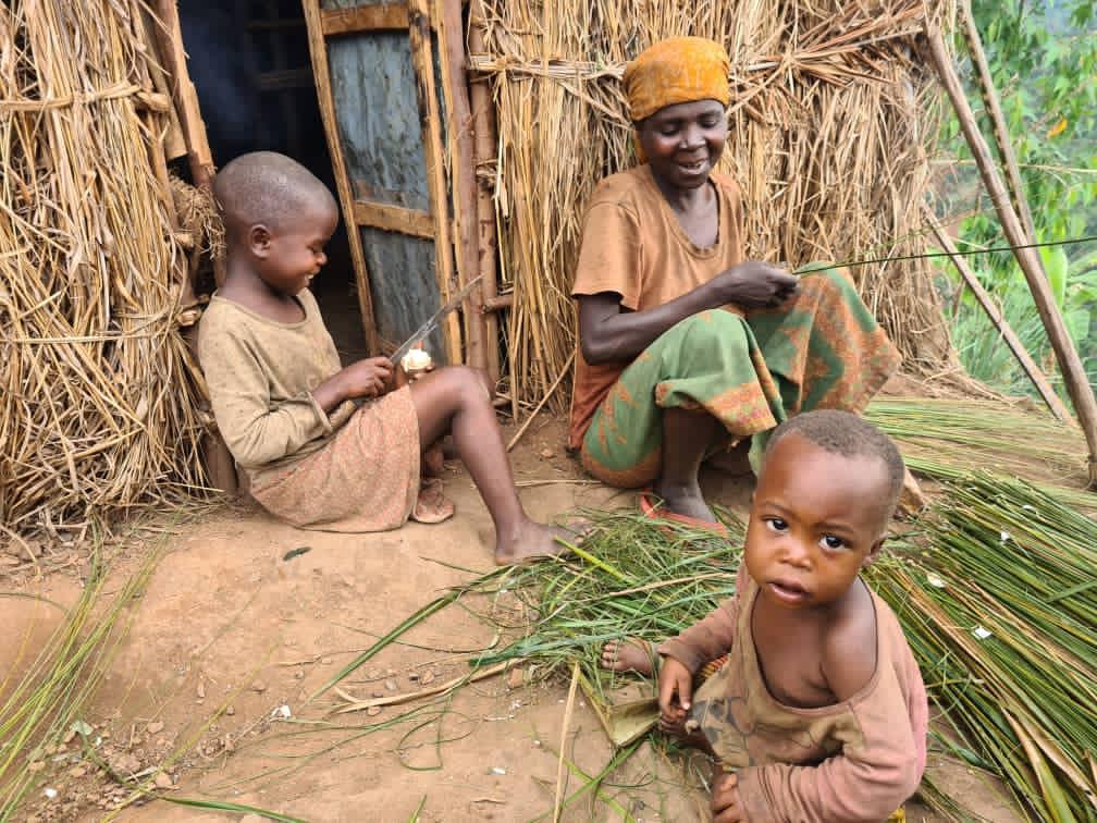 Neue Siedlung in Burundi geplant