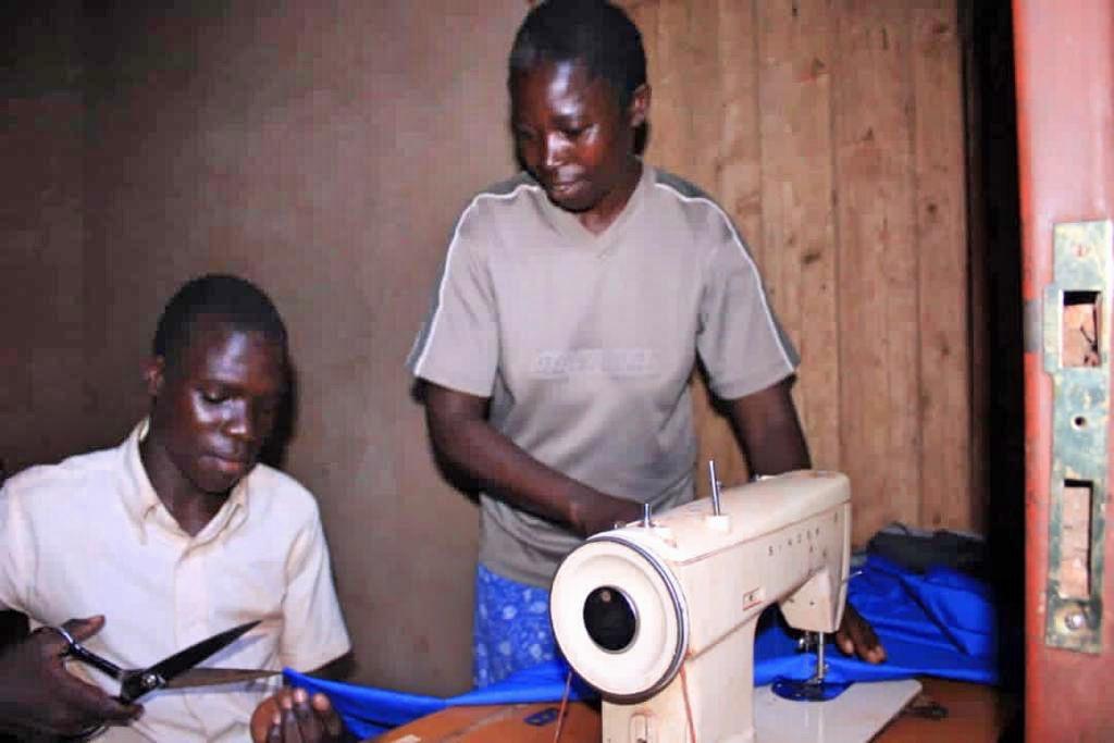 Neue Projekte in Burundi – Olivier