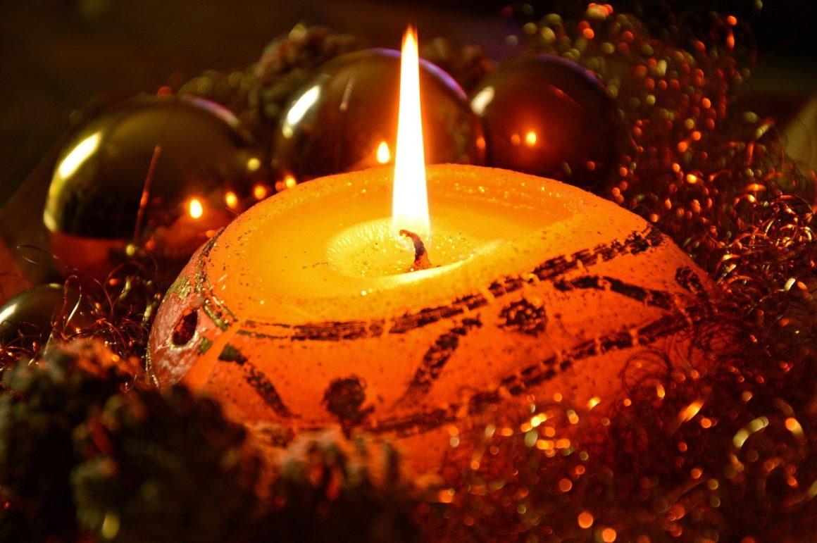 Weihnachtspost an alle Freunde und Unterstützer von Abana Baseka