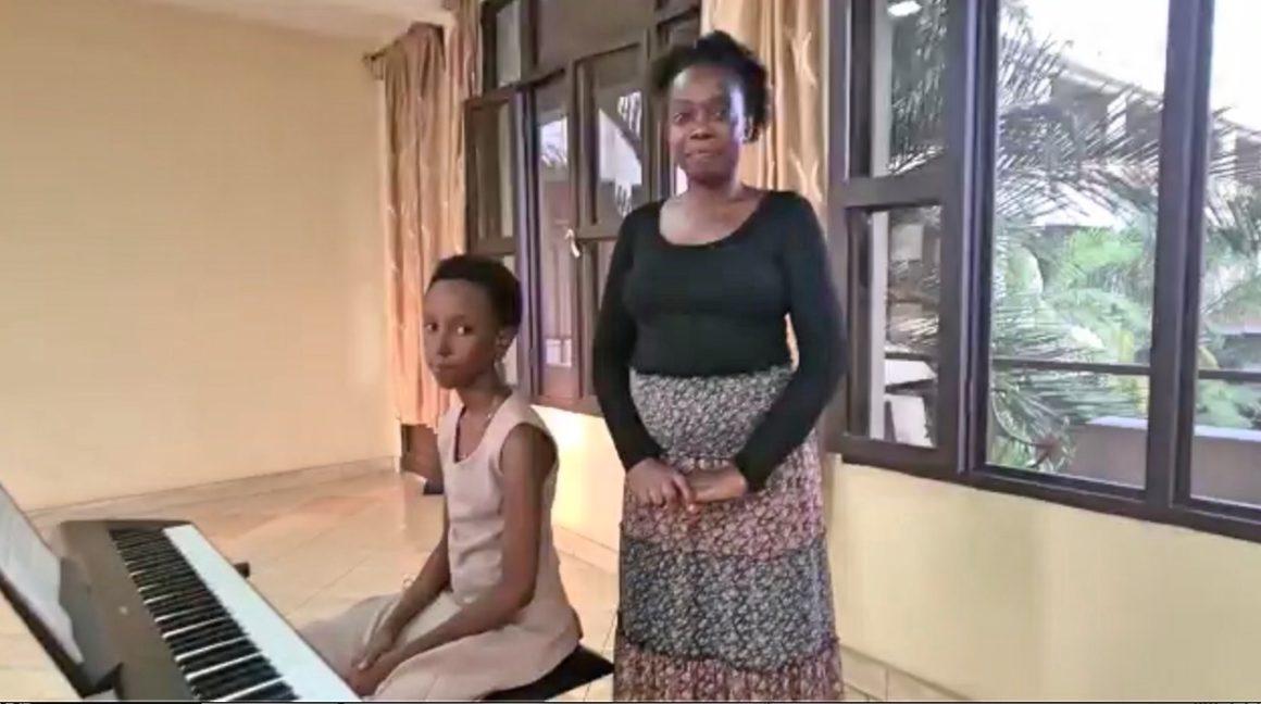 Musikalischer Dank aus Burundi