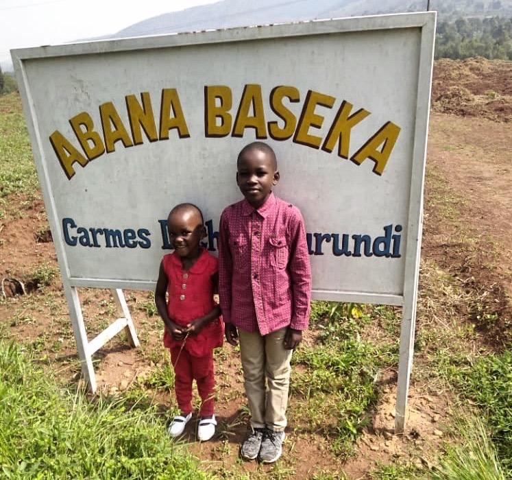 Unsere Patenkinder in Burundi